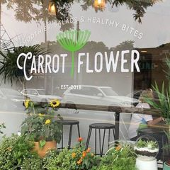 A photo of Carrot Flower