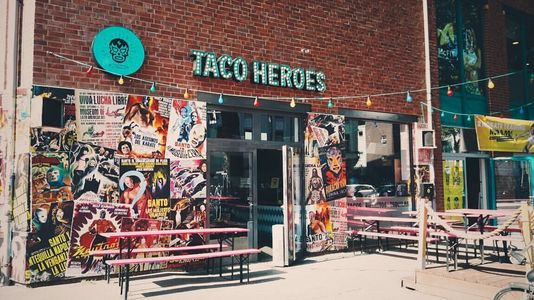 A photo of Taco Heroes