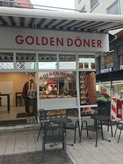 A photo of Golden Döner