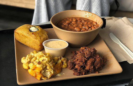 A photo of Southern Sol Garden BBQ