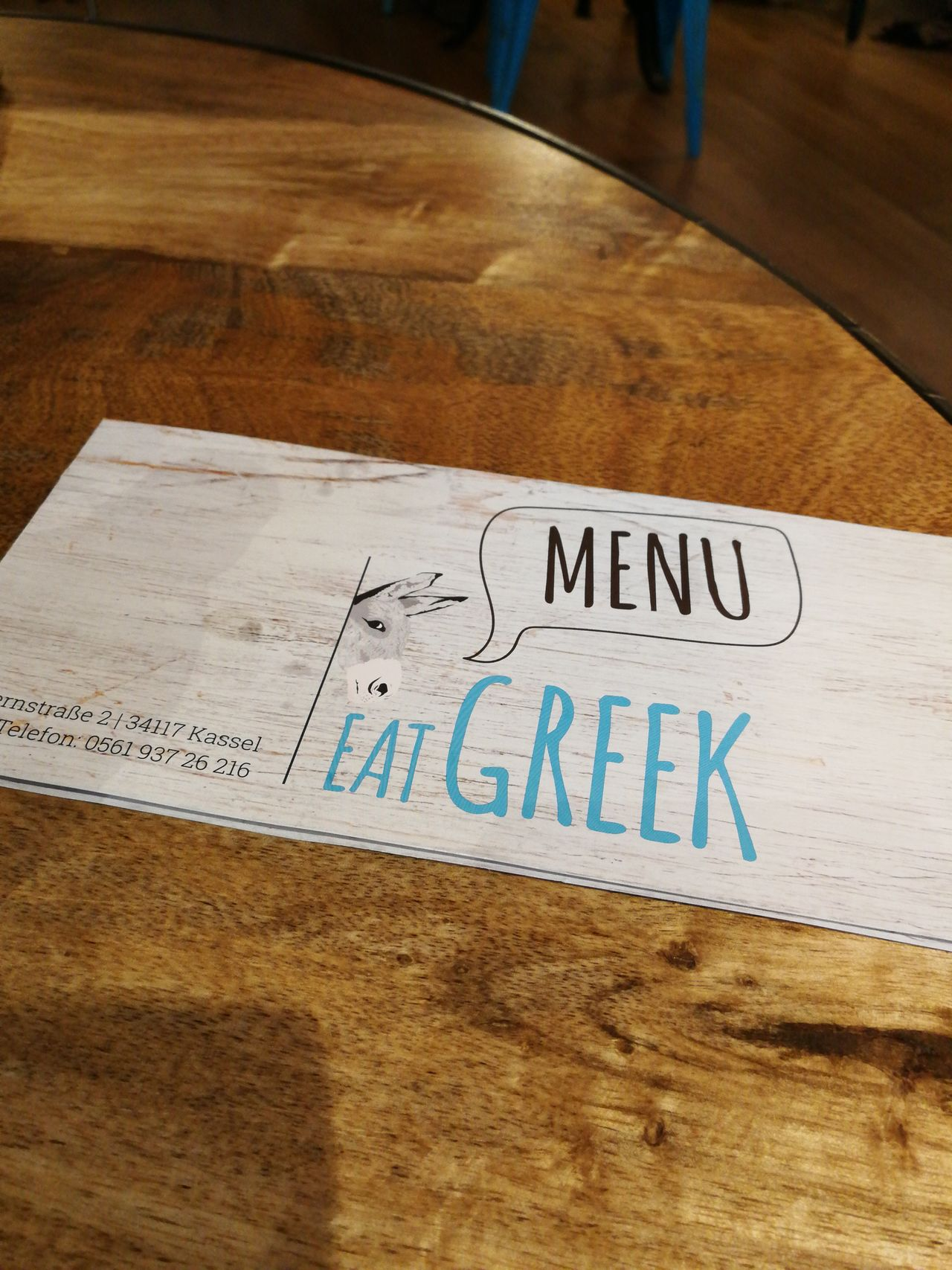 A photo of Eat Greek