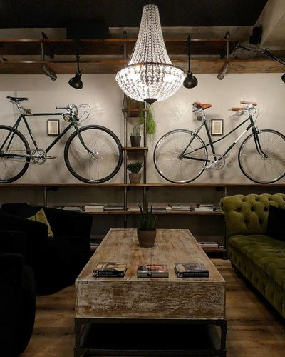 A photo of Velo Cafe