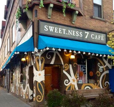 A photo of Sweet_ness 7 Café