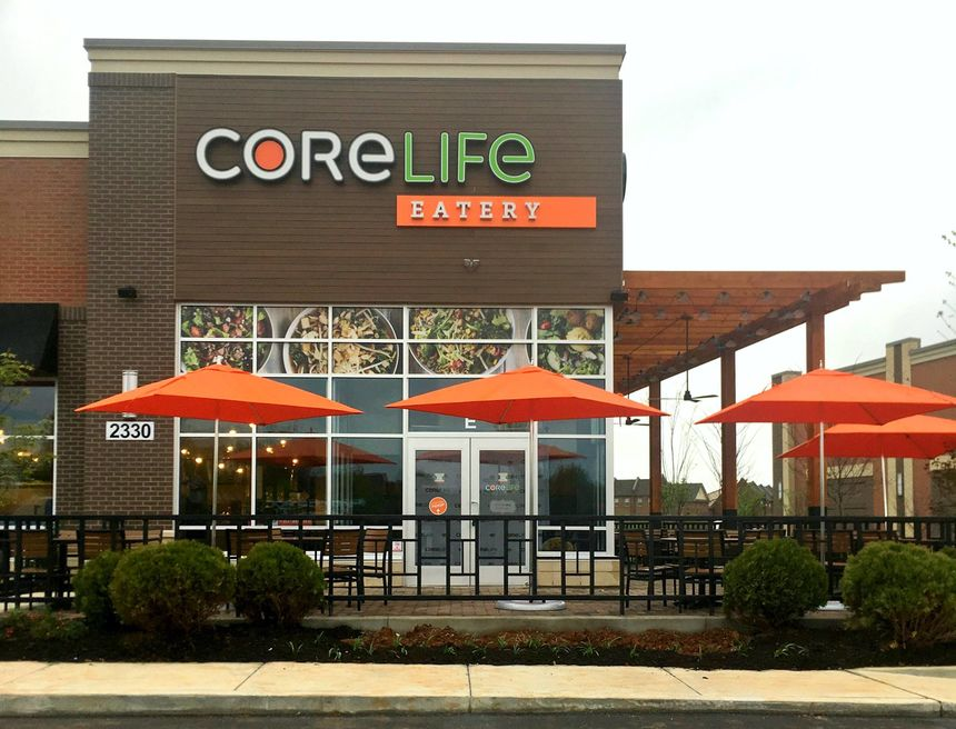 A photo of CoreLife Eatery
