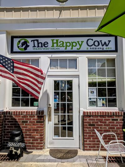 A photo of The Happy Cow