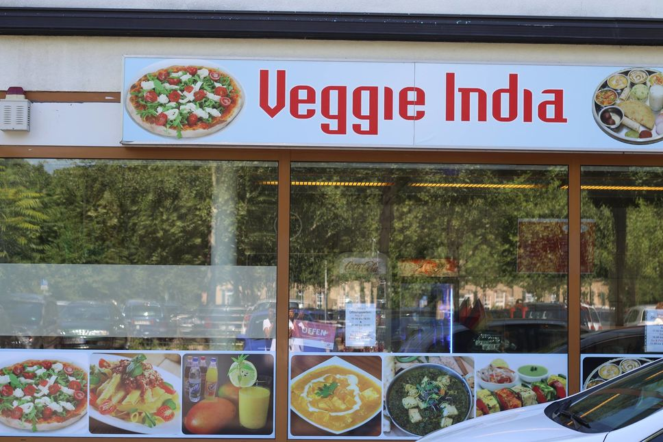A photo of Veggie India