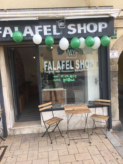 A photo of My Falafel Shop