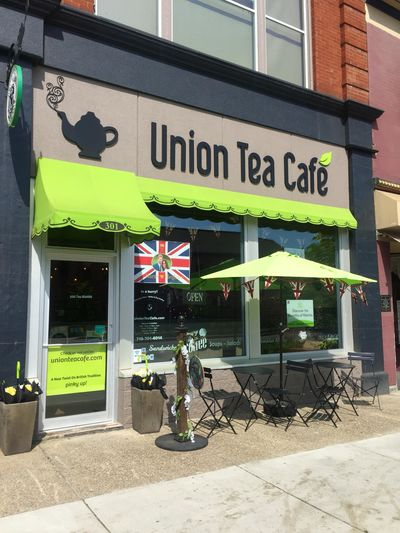 A photo of Union Tea Café