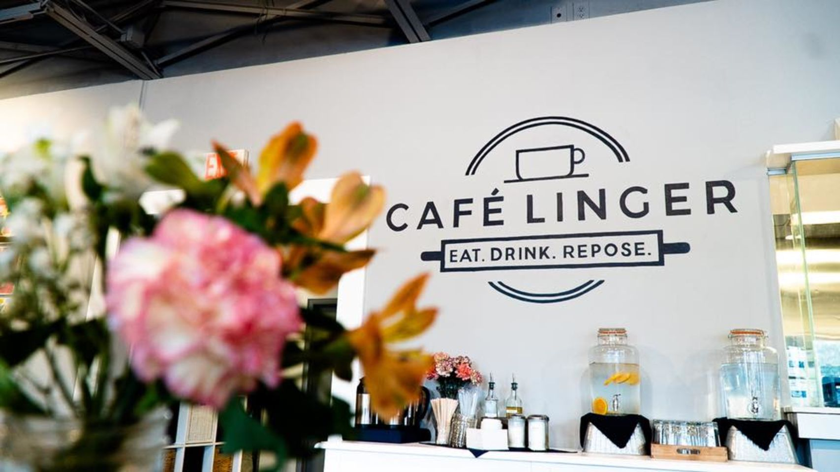 A photo of Café Linger