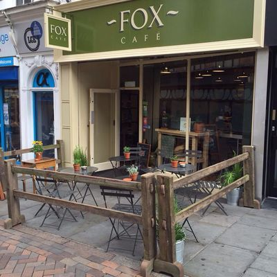 A photo of Fox Café