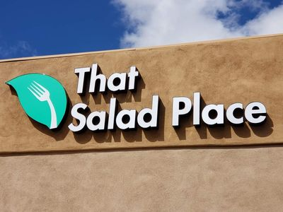 A photo of That Salad Place