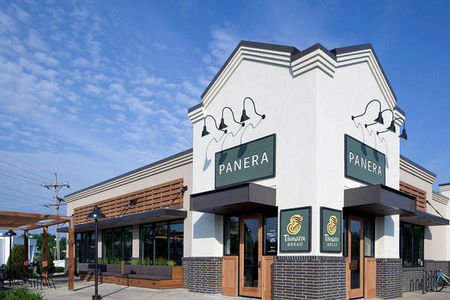 A photo of Panera Bread, S Eastern Avenue
