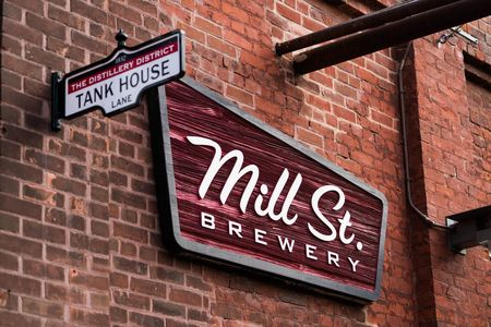 A photo of Mill St. Brew Pub