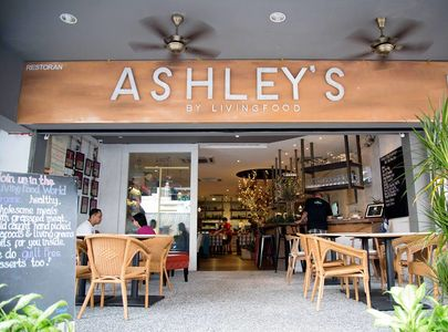 A photo of Ashley's by Living Food