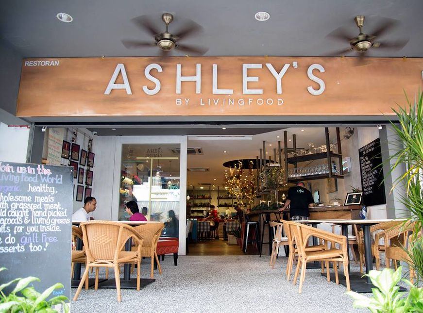 Ashley's by Living Food