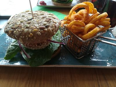 A photo of Rigg's Burger