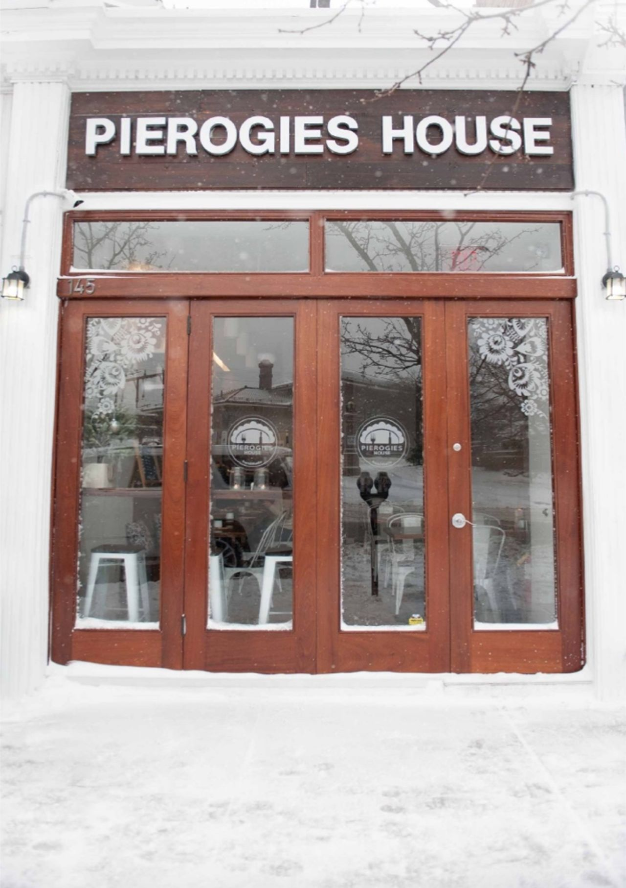 A photo of Pierogies House
