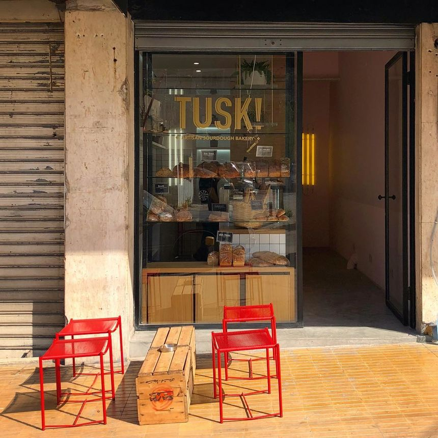 A photo of Tusk Bakery