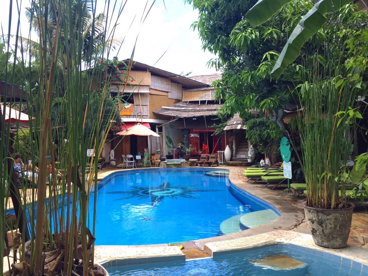 A photo of Serenity Eco Guesthouse and Yoga