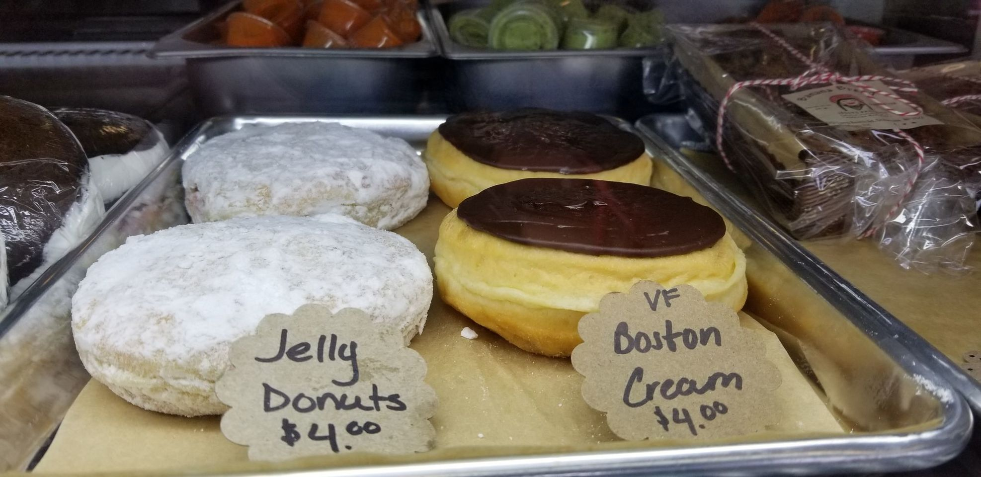 A photo of Jessy's Pastries