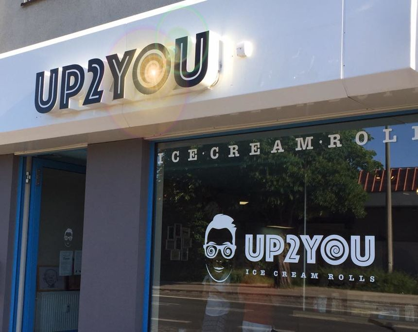 A photo of Up2You