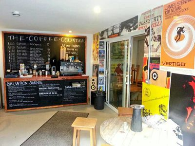 A photo of The Coffee Counter