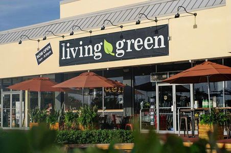 A photo of Living Green Fresh Market