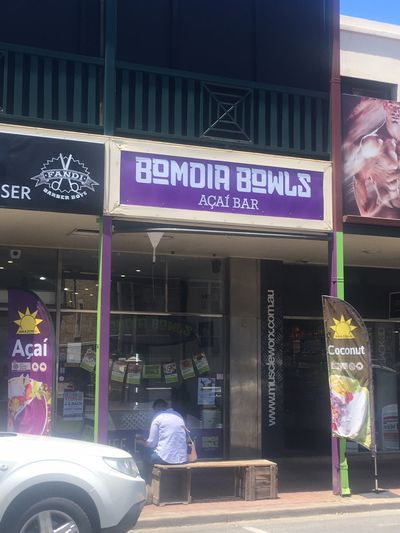 A photo of Bomdia Bowls