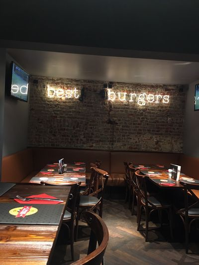 A photo of The Huggy's Bar, Bruxelles 2