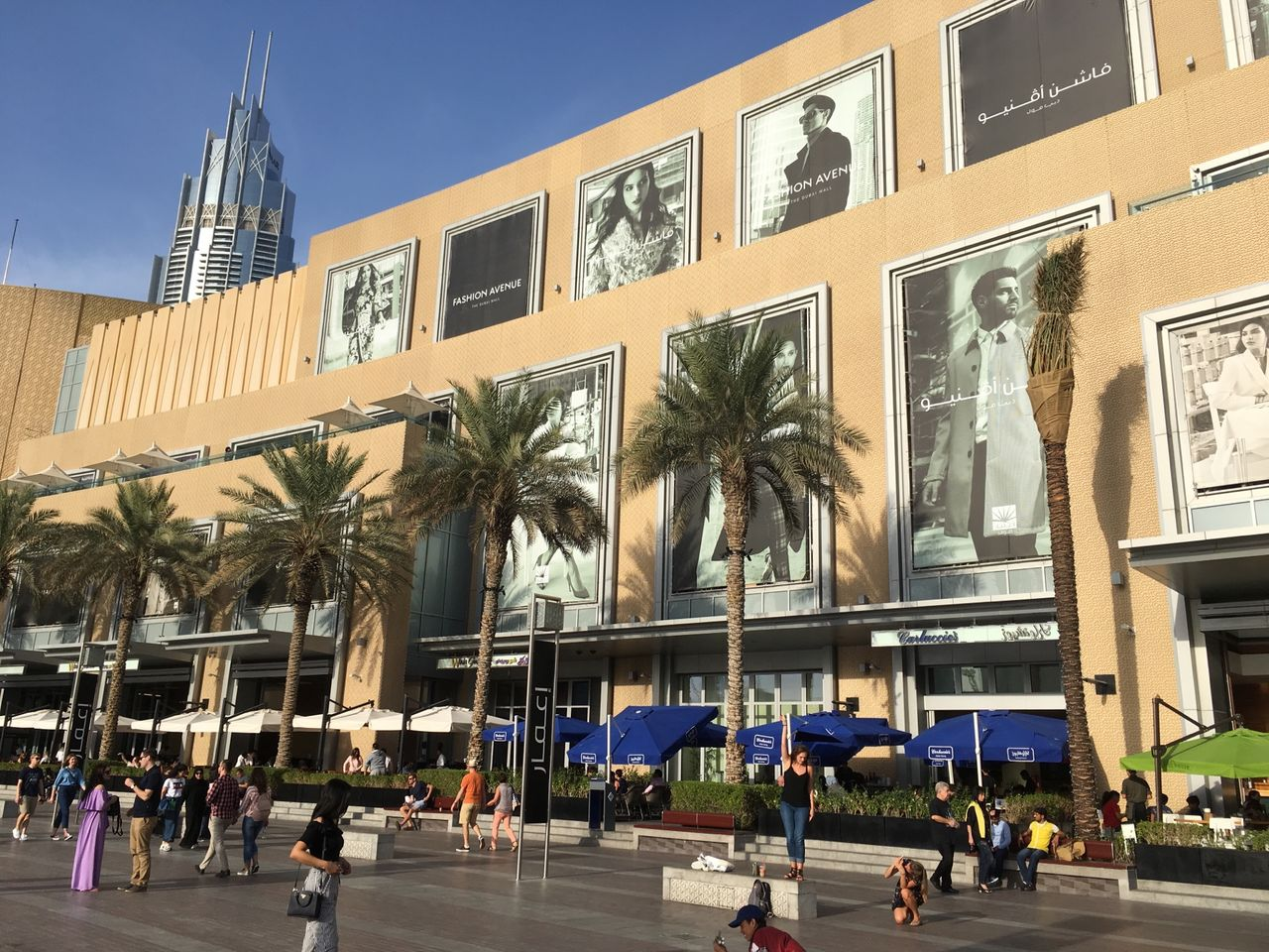 A photo of Carluccio's, Dubai Mall