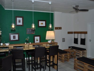 A photo of Barista Café Jlöcklich