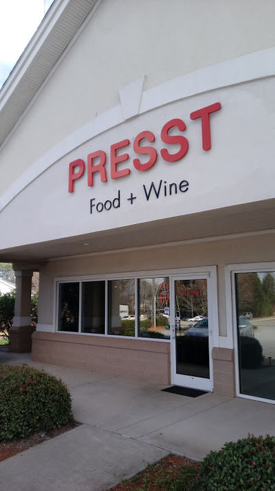 A photo of Presst food & wine