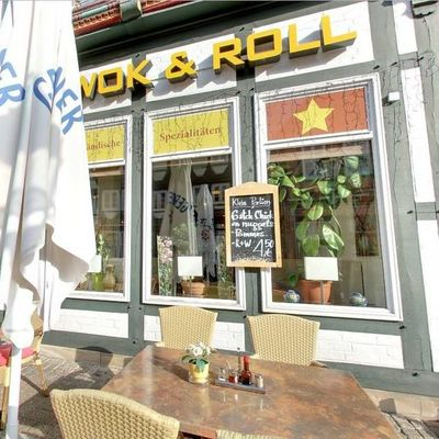 A photo of Wok & Roll
