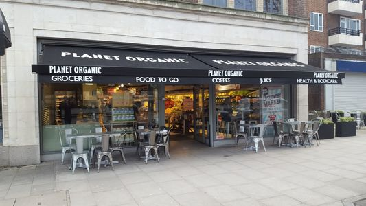 A photo of Planet Organic, Islington
