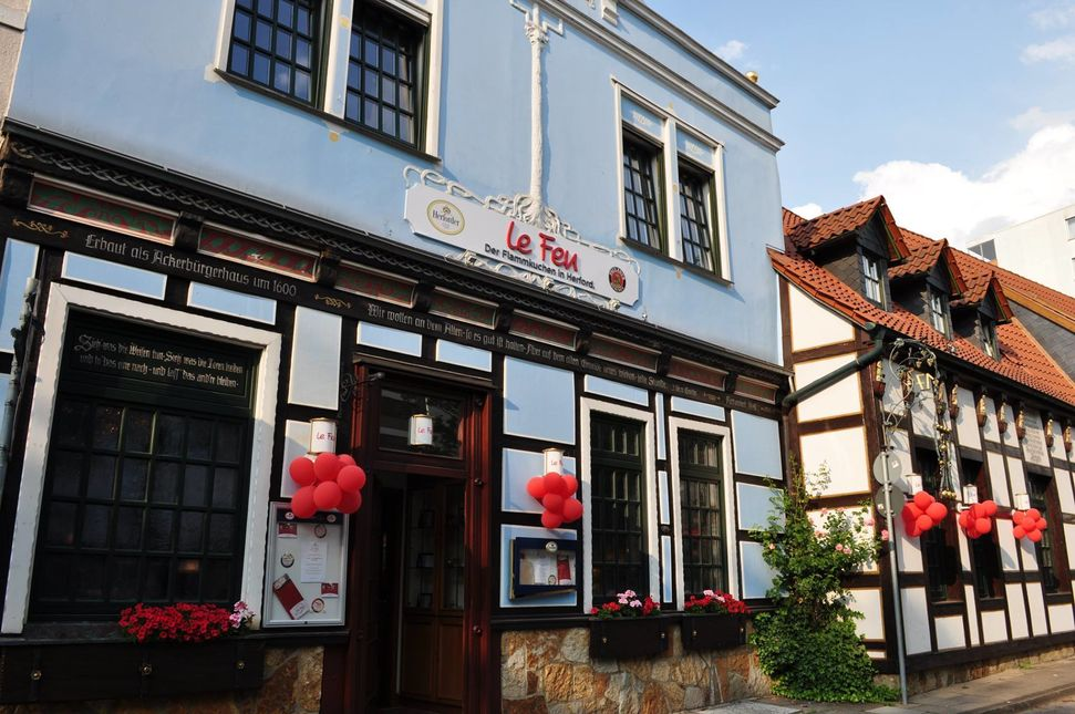 A photo of Le Feu, Herford