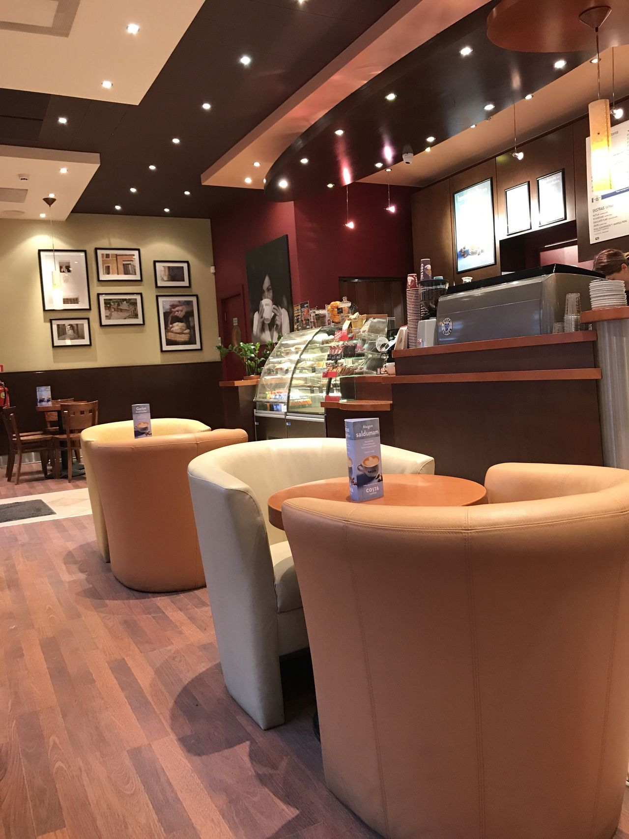 A photo of Costa Coffee, Centra rajons