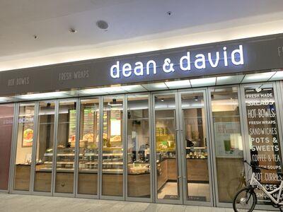 A photo of dean&david, Erfurt Hbf