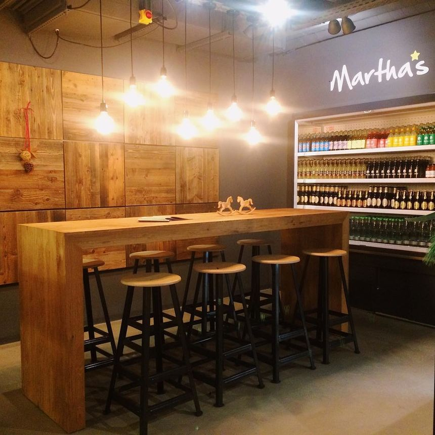A photo of Martha's
