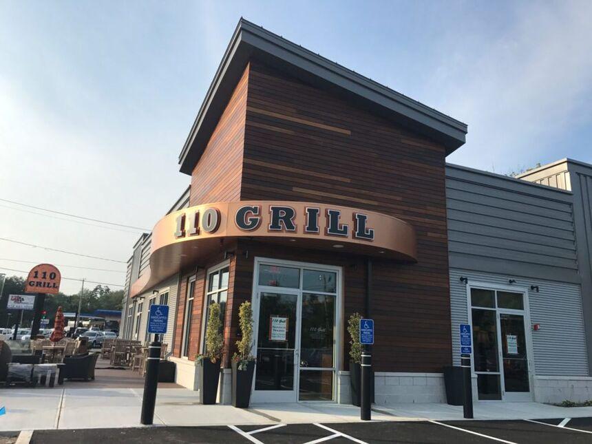 110 Grill, Haverhill