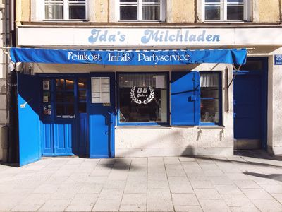 A photo of Ida's Milchladen
