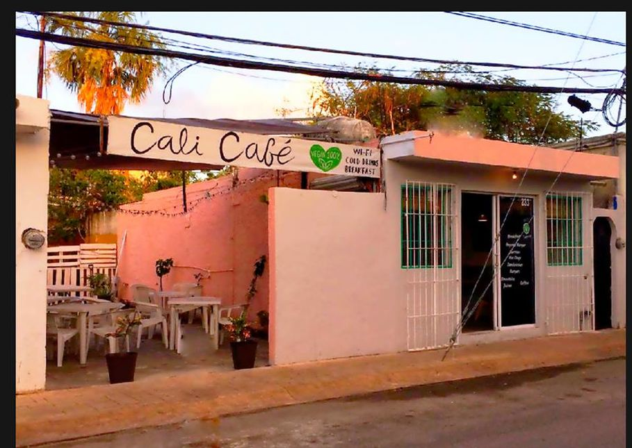 A photo of Cali Café
