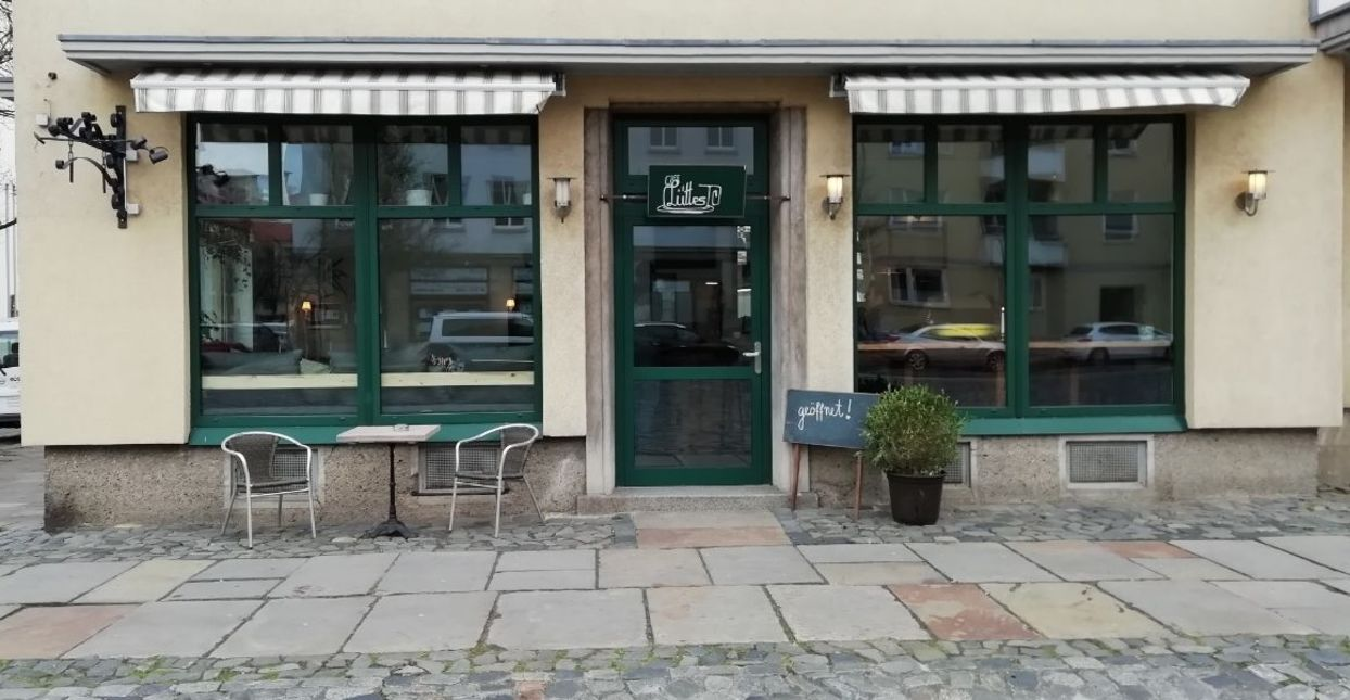 A photo of Café Lüttes
