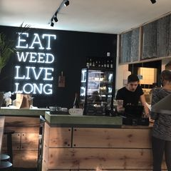 A photo of The Dutch Weed Burger Joint