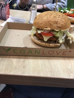 A photo of Veganlove