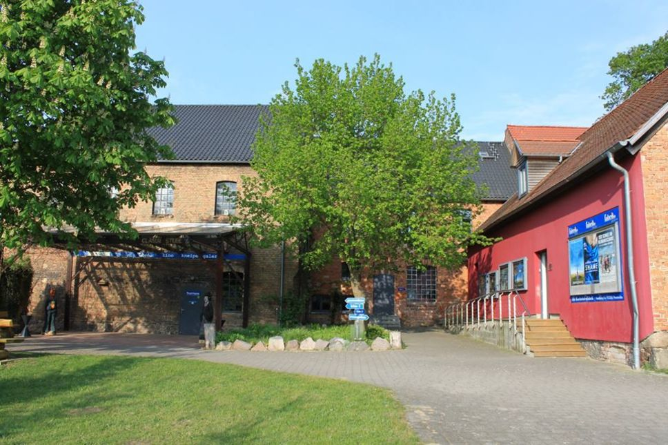 A photo of Alte Kachelofenfabrik