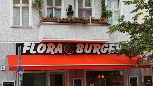 A photo of Flora Burger