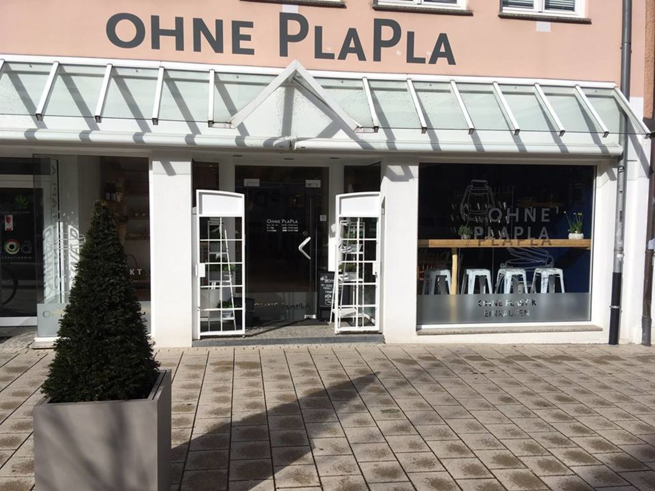 A photo of Ohne Plapla