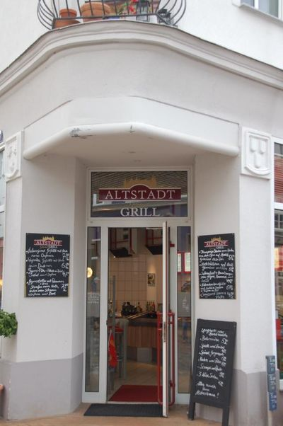 A photo of Altstadt Grill