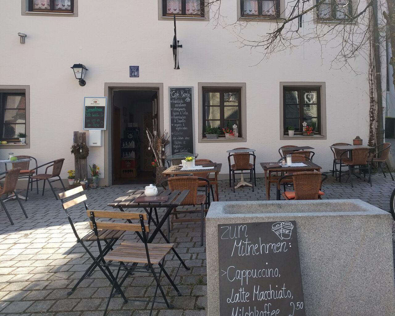 A photo of Café Bambi