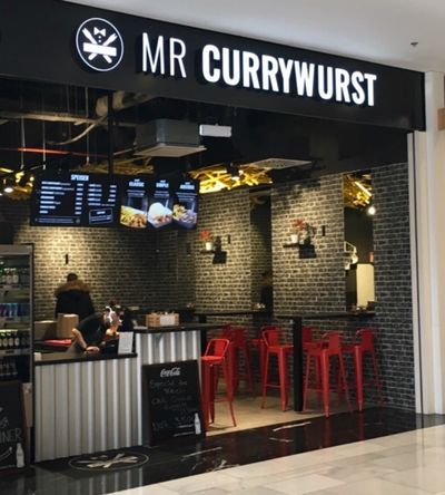 A photo of Mr Currywurst